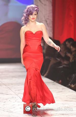 Kelly Osbourne - The Heart Truth's Red Dress Collection -...