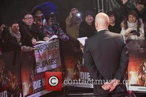 A Good Day To Die Hard Premiere - Bruce Willis: