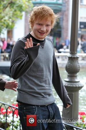 Ed Sheeran - Ed Sheeran At The Grove Los Angeles California United States Thursday 7th February 2013