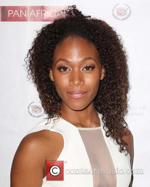Nicole Beharie Met With Jackie Robinson's Widow For 42