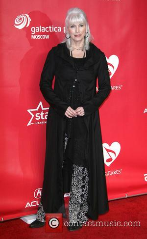Emmylou Harris - MusiCares Person of the Year Los Angeles California United States Friday 8th February 2013