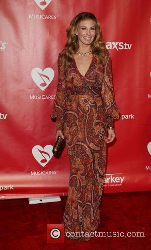 Faith Hill - The 55th Annual GRAMMY Awards - MusiCares Person of the Year honoring Bruce Springsteen Los Angeles California...