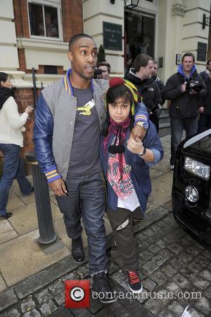Simon Webbe - Judges leaving their hotel ahead of 'Britain's Got Talent' Birmingham United Kingdom Saturday 9th February 2013