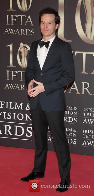Andrew Scott - Irish Film and Television Awards 2013 at the Convention Centre Dublin- Dublin Ireland Saturday 9th February 2013