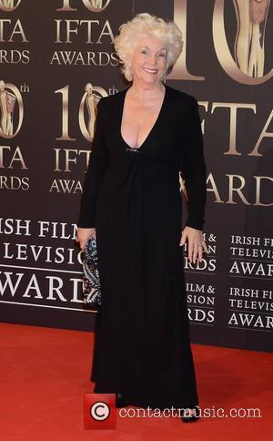 Fionnula Flanagan - Guests attend the 2013 IFTA Awards at The Convention Centre Dublin Ireland Saturday 9th February 2013