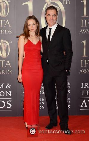 Kerry Condon and James Nesbitt - Guests attend the 2013 IFTA Awards at The Convention Centre Dublin Ireland Saturday 9th...