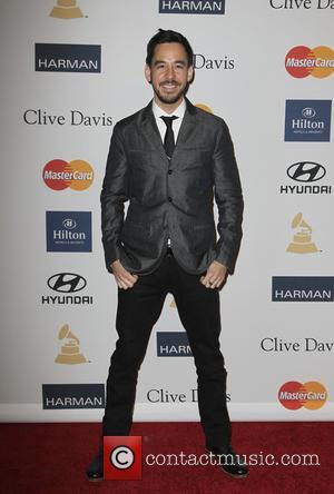 Mike Shinoda - Clive Davis 2013 Pre-Grammy Gala Los Angeles California USA Saturday 9th February 2013