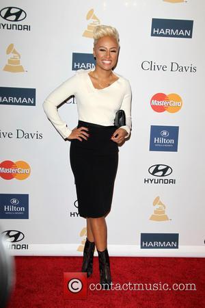 Emelie Sande - Clive Davis & The Recording Academy's 2013 Pre-Grammy Gala Los Angeles California United States Saturday 9th February...