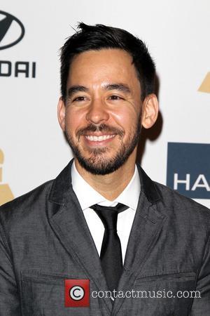 Mike Shinoda - Clive Davis & The Recording Academy's 2013 Pre-Grammy Gala Los Angeles California United States Saturday 9th February...