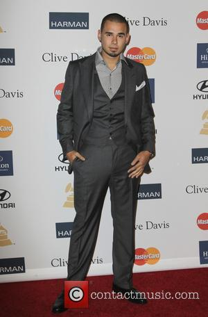 Afrojack - Clive Davis & The Recording Academy's 2013...
