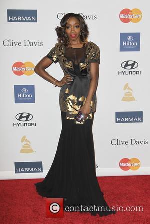 Estelle - Clive Davis & The Recording Academy's 2013 Pre-Grammy Gala Los Angeles California United States Saturday 9th February 2013