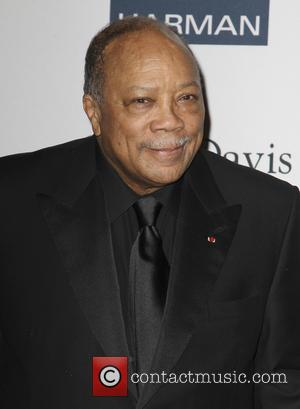 Quincy Jones - Clive Davis & The Recording Academy's 2013 Pre-Grammy Gala Los Angeles California United States Saturday 9th February...