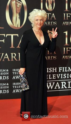 Fionnula Flanagan - The IFTA Awards 2013 Dublin Ireland Saturday 9th February 2013