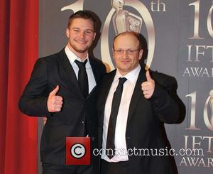 Jack Reynor and Lenny Abrahamson - The IFTA Awards 2013 Dublin Ireland Saturday 9th February 2013
