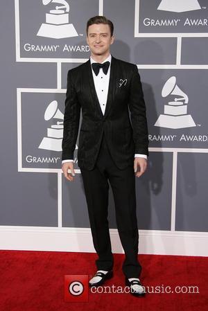 Justin Timberlake - 55th Annual GRAMMY Awards