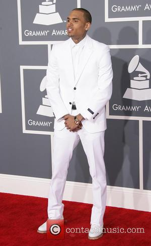 Chris Brown - 55th Annual GRAMMY Awards held at Staples...