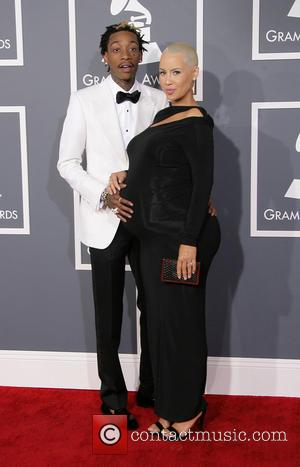 Does Wiz Khalifa And Amber Rose's Baby Have The Best Celeb Name Of The Year?