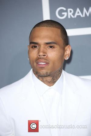 Chris Brown - 55th Annual GRAMMY Awards at Staples Center...