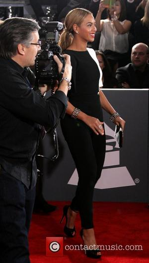 Grammy Awards 2013 Best-dressed! Beyonce Supreme, Kelly Rowland And Katy Perry Flaunt Dress Code (Pictures)