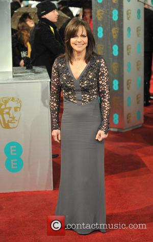 Sally Field - 2013 EE British Academy Film Awards London United Kingdom Sunday 10th February 2013