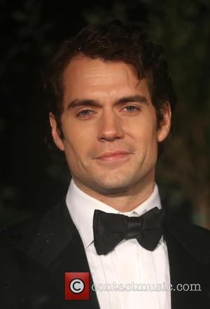 Henry Cavill - Bafta afterparty Sunday 10th February 2013