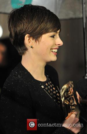 Anne Hathaway - BAFTAS Afterparty London England United Kingdom Sunday 10th February 2013
