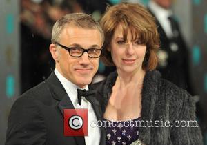 Christoph Waltz - EE BAFTA arrivals London United Kingdom Sunday 10th February 2013