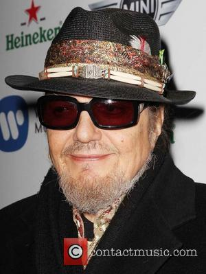 New Orleans Welcomes Back Dr. John At Voodoo Music & Arts Festival 2013