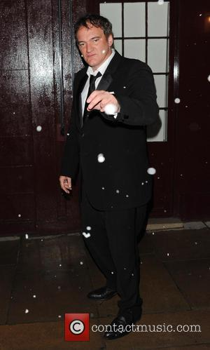 Quentin Tarantino - The Weinstein Company Post-BAFTA Party at LouLou's