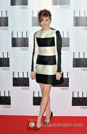 Chloe Moretz - Elle Style Awards - London , United Kingdom - Monday 11th February 2013
