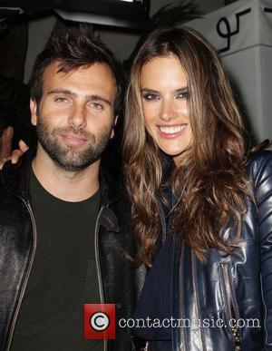 Alessandra Ambrosio and Jamie Mazur - The 55th Annual GRAMMY Awards - Warner Music Group 2013 Grammy Celebration Presented By...