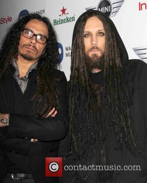 Korn, James Shaffer and Celebration
