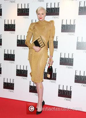Gwendoline Christie - Elle Style Awards Press Room - London, United Kingdom - Monday 11th February 2013