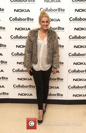 Ashley Roberts - Collabor8te Connected by NOKIA Premiere - London, United Kingdom - Tuesday 12th February 2013