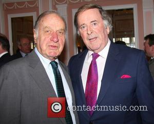 Geoffrey Palmer and Terry Wogan
