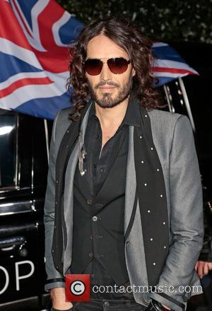 Russell Brand To Return To Radio With Xfm Teenage Cancer Trust Show
