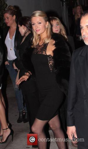 Paris Hilton - Topshop Topman LA opening party - West Hollywood, California, United States - Wednesday 13th February 2013