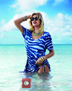 Kate Upton - Kate Upton face of Accessorize
