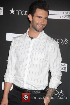 Adam Levine, Macy's