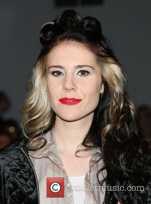 Kate Nash - London Fashion Week Autumn/Winter 2013