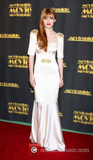 Bella Thorne - The 21st Annual Movieguide Awards at Universal Hilton Hotel - Los Angeles, California, United States - Friday...