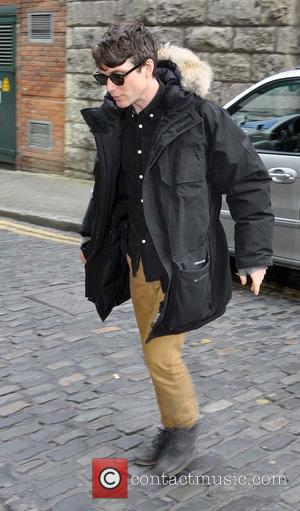 Cillian Murphy - Cillian Murphy out and about in Dublin - Dublin, Ireland - Saturday 16th February 2013