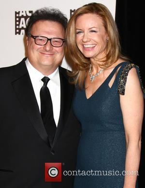 Wayne Knight and Clare De Chenu - ACE Eddie Awards at Beverly Hilton Hotel - Los Angeles, California, United States...