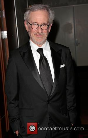 Steven Spielberg - Writers Guild Awards Press Room