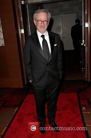 Steven Spielberg - Writers Guild Awards Press Room