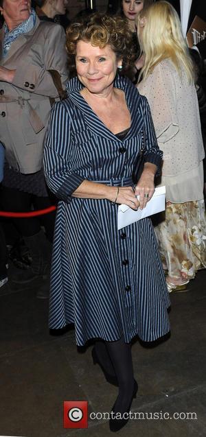 Imelda Staunton - Whatsonstage.com Awards at Palace Theatre - London, United Kingdom - Sunday 17th February 2013