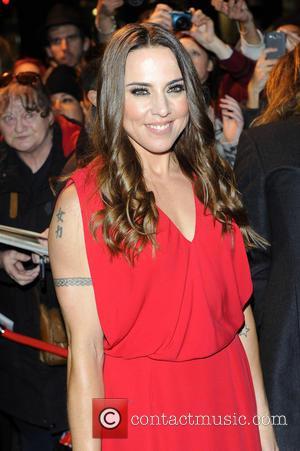 Melanie Chisholm - Whatsonstage.com Awards at Palace Theatre - London, United Kingdom - Sunday 17th February 2013