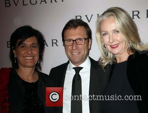 BVLGARI celebration of Elizabeth Taylor's collection of BVLGARI jewelrY - California, USA - Tuesday 19th February 2013