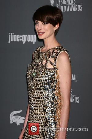 Anne Hathaway Lands Another Musical Role