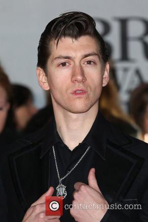 Alex Turner, Brit Awards, Arctic Monkeys